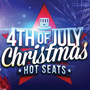 At Tulalip Bingo & Slots just north of Lynnwood near Marysville, WA on I-5 play the $1,2000 4th of July Christmas on the 4th of July!