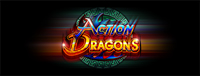At Tulalip Bingo & Slots north of Edmonds and Everett on I-5 play the fun Action Dragons premium video gaming slot machine!