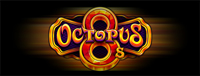 At Tulalip Bingo & Slots near Marysville on I-5 play the exciting Octopus 8's premium video gaming slot machine!