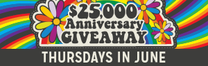 Join our 38TH anniversary celebration and win UP TO $3,800 CASH! Everyone is a winner at Tulalip Bingo!