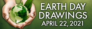 Tulalip Bingo - Earth Day Drawing, Thursday, April 22, 2021. All Sessions.