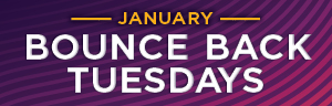 ONE club card members will receive an admission ticket every session upon initial bingo buy-in, to be redeemed on the next weekly Bounce Back Tuesday at Tulalip Bingo!