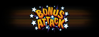 At Tulalip Bingo & Slots near Marysville on I-5 play the exciting Bonus Attack premium video gaming slot machine!