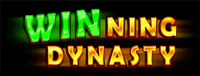 Image of the WinNing Dynasty slot machine logo at Tulalip Bingo & Slots