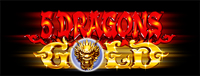 Come in to Tulalip Bingo & Slots near Marysville, WA on I-5 to play the exciting 5 Dragons Gold slot machines!