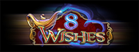 Get in to Tulalip Bingo near Marysville, WA to play the 8 Wishes slot machine!