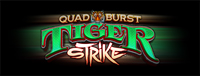 Come to Tulalip Bingo near Lake Stevens and play the Quad Burst Tiger Strike slot machine!