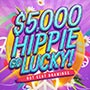At Tulalip Bingo & Slots north of Lynnwood and Kirkland on I-5 buy in to enter the $5,000 HIPPIE GO LUCKY hot seat drawings Tuesdays and Fridays in June!