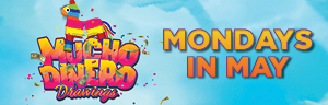 At Tulalip Bingo & Slots north of Lynnwood and Edmonds on I-5 buy in to enter the $2,500 Mucho Dinero cash drawings Mondays in May!