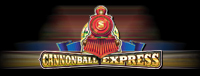 Play the very popular Cannonball Express slot machine at Tulalip Bingo near Everett.