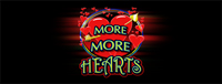 At Tulalip Bingo & Slots near Marysville on I-5 play the exciting More More Hearts premium video gaming slot machine!