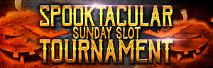 Join us at Tulalip Bingo near Everett, WA on I-5 Sundays in October for the Spooktacular Slot Tournament!